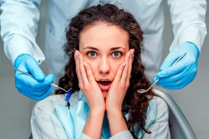 angst voor de tandarts